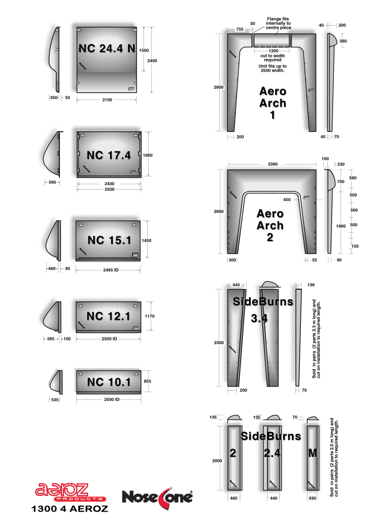 NoseCone Dimensions 2 24042014