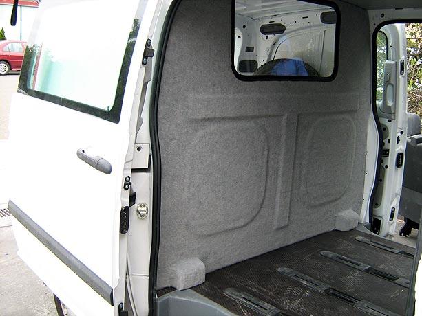 Van Dividers & Bulkheads – Aeroz Products