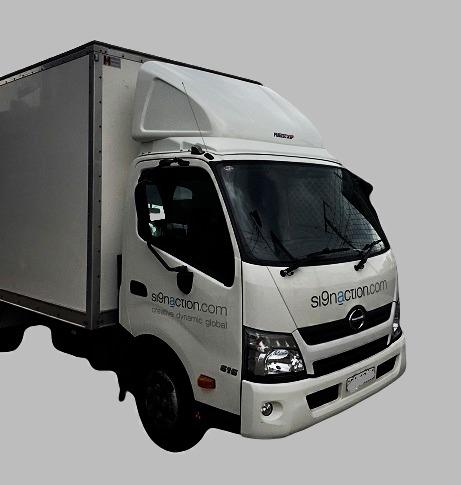 Hino 01011Hi-11 800mm Fuelscoop