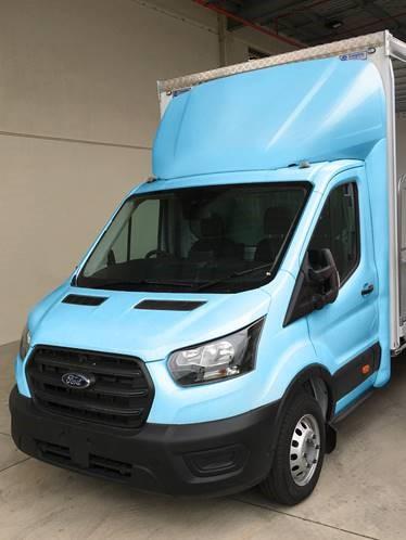 Ford Transit 04103 Full Aerokit